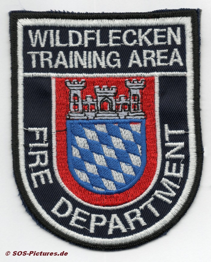 Fire Dept. Wildflecken Training Area