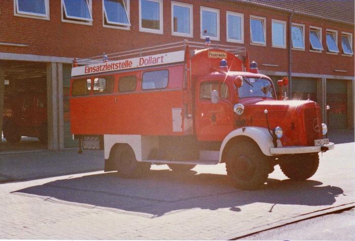 A D Tlf Me 2480 Der Feuerwehr Erkrath: Florian Emden 10-11 A.D.