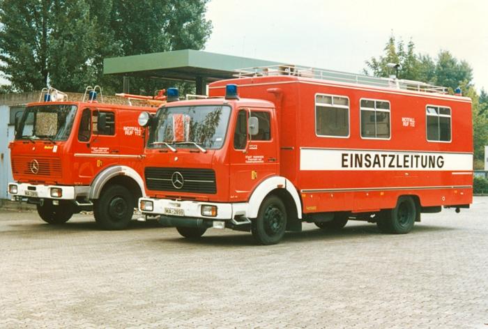 Tlf 16 4 elw 2 sos for Mercedes benz elw