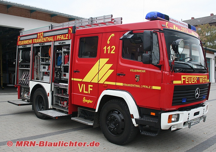 Feuerwehr Frankenthal Pfalz