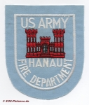 Fire Dept. US-Army Hanau