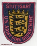 Fire Dept. US-Army Stuttgart
