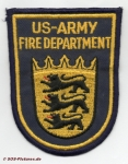 Fire Dept. US-Army Heidelberg