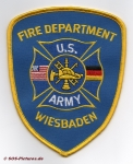 Fire Dept. US-Army Wiesbaden