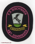 FF Dischingen Abt. Demmingen