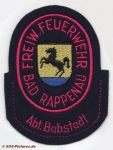 FF Bad Rappenau Abt. Babstadt
