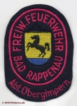 FF Bad Rappenau Abt. Obergimpern