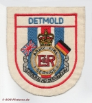 Army Fire Service Detmold